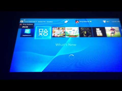 How to get rid of lock icon on PS4 game