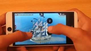 HTC Desire EYE - Assassin's Creed Pirates Gameplay Review HD
