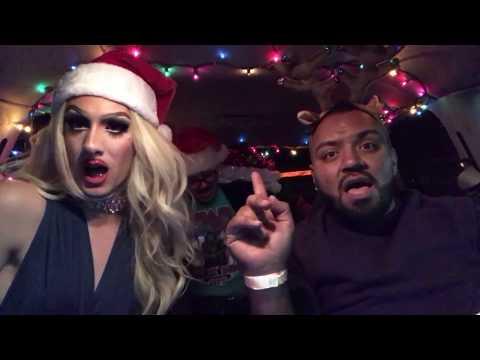 Manny Minister Christmas Carpool Karaoke
