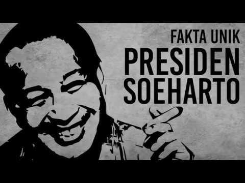 Fakta Unik Presiden Soeharto