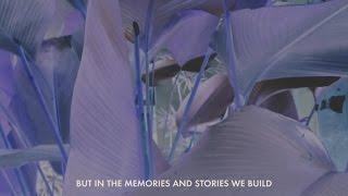 José González - Stories We Build, Stories We Tell (Lyric Video)