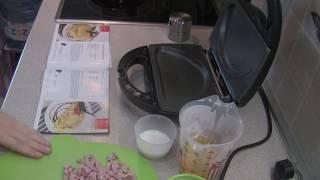 омлет на завтрак в мультипекаре редмонд