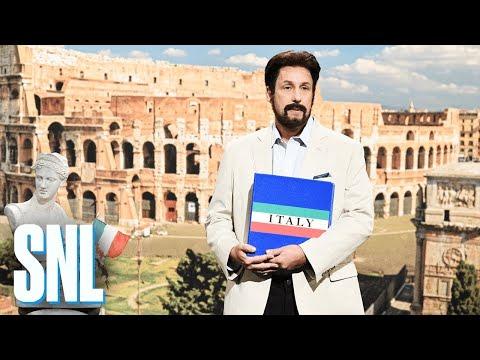 Romano Tours - SNL