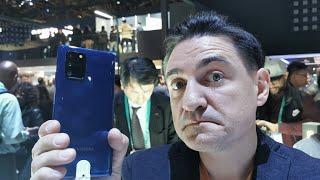 Samsung Galaxy S10 Lite - Prim Contact