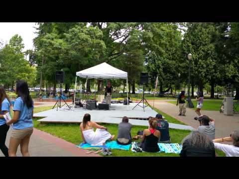 Make Music day in Portland PDX