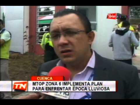 MTOP zona 6 implementa plan para enfrentar época lluviosa
