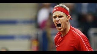 Nicolás Jarry vs Jurij Rodionov - 2019 Davis Cup World Group Qualifiers (FULL)