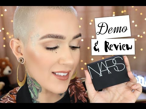 New Nars Highlighting Powders/ Fort De France & Albatross: Comparisons and Demo
