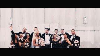 Brittney & Zac Wedding Video Popcorn Films Encore St Kilda