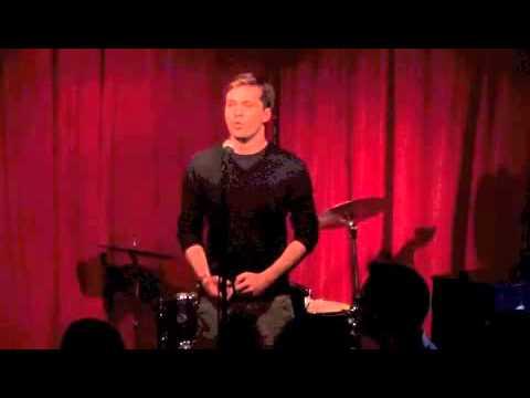 Sam Eggers singing 'Til I hear You Sing'