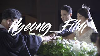 [웨딩 DVD영상] 아리아나호텔 풀영상