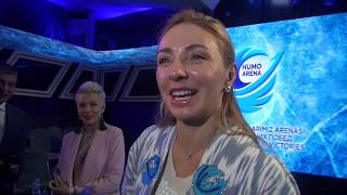 Татьяна Навка: Липницкая не затухла, а нашла себя. Медведева верно ушла от Тутберидзе