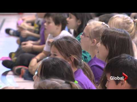 Global News Report on Mountainview's Week to End of Homophobia