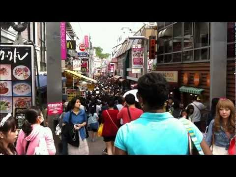 27 minutes of Tokyo
