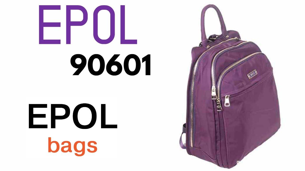 Реализация товара epol женская сумка-рюкзак розовая 91891 осуществляется только в стационарном торговом объекте по указанному адресу.