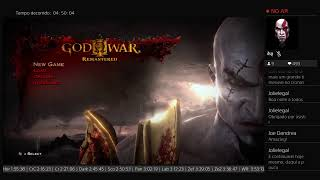 God of War 3 Very Hard Speedrun 3:52:58