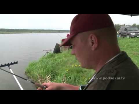 ловля фидером уклейки видео