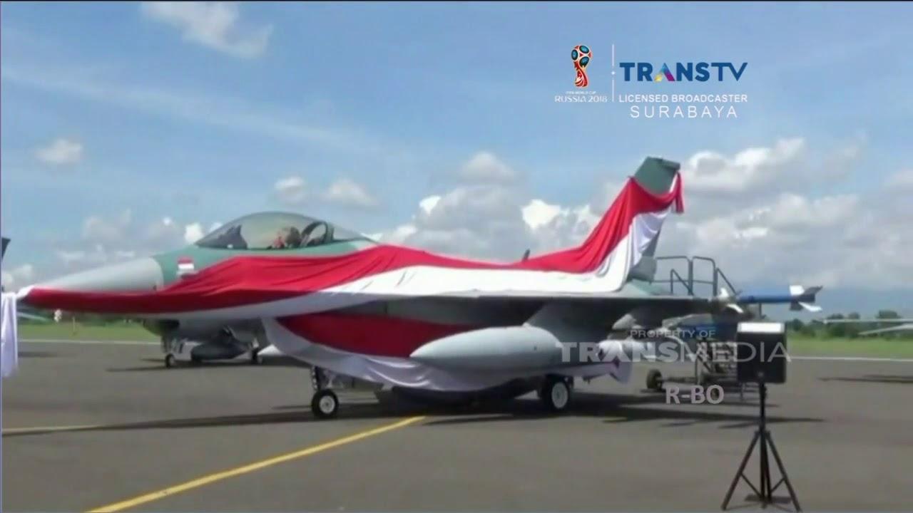 Hibah 24 Pesawat Tempur F-16 - YouTube