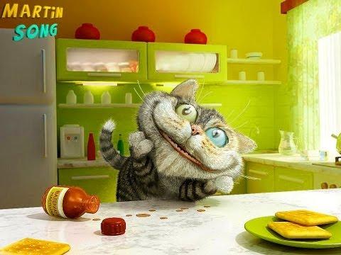 Кот мартина мультфильм
