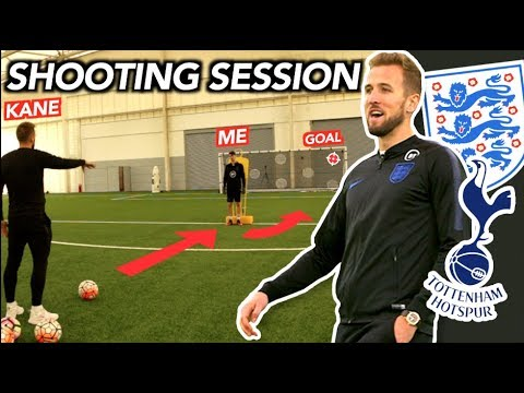 Download SHOOTING Session with HARRY KANE (How to Score More Goals)