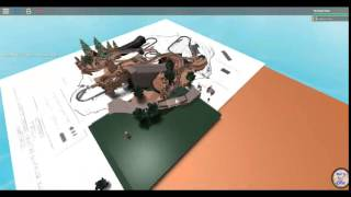 ROBLOX Disneyland - Preview: Big Thunder Mountains