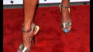 jennifer lopez feet long toenails