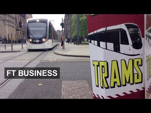 Benefits vs costs of Trams   FT Business