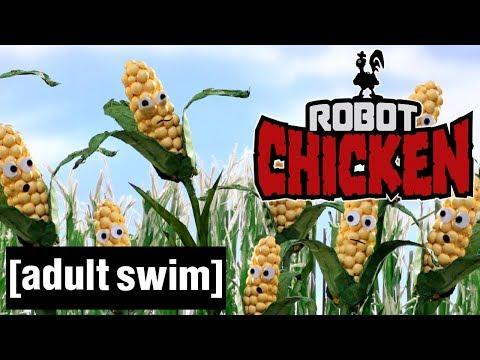 Hatschi! |Robot Chicken | Adult Swim De