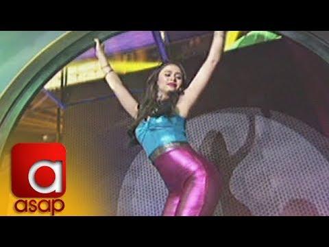 ASAP: Yassi Pressman Dances