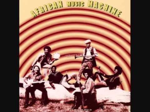 African Music Machine - Black Pearl - 1973