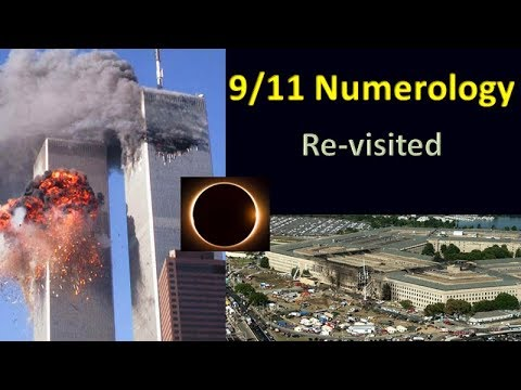 Re-visiting the numerology of the 9/11 Attacks - The Ultimate Eclipse Ritual