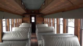 Tall Timber Legacy Car Durango and Silverton Narrow Gauge Railroad