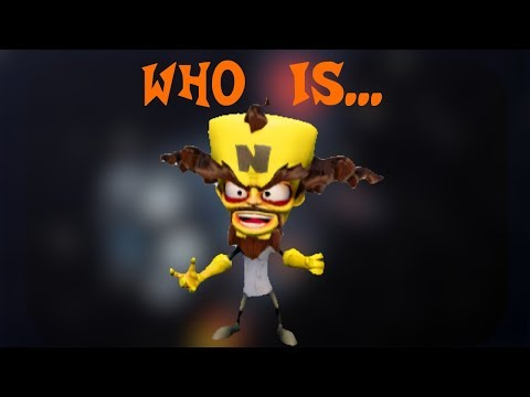 WHO IS...Dr. Neo Cortex?