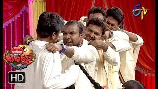 Venky Monkies Performance |Jabardasth | 19th April 2018 | ETV Telugu