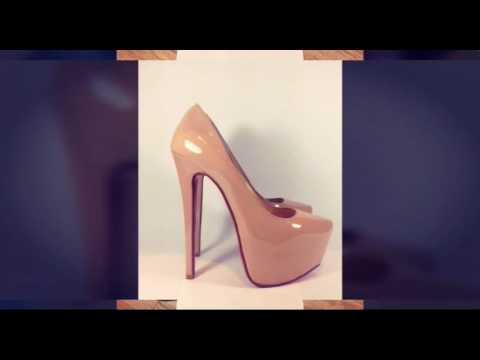 Самые модные,яркие,красивые туфли в мире.