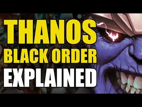 Infinity War & Thanos