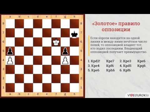 """Видеоурок """"Оппозиция Золотое"""