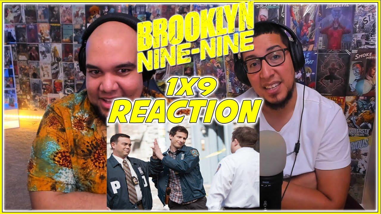Download Brooklyn Nine-Nine 1x9 REACTION | Sal's Pizza | Season 1 Episode 9 REVIEW + BREAKDOWN