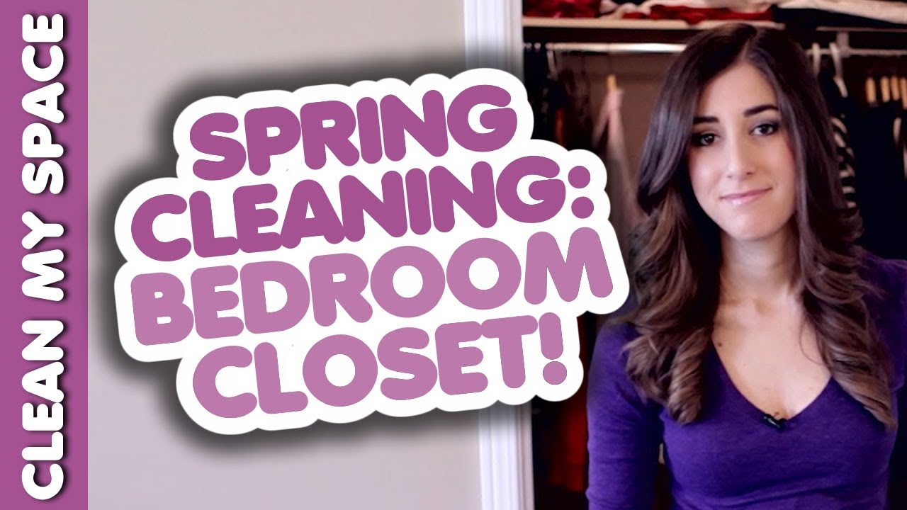 Quick U0026 Easy Closet Cleaning Ideas (Clean My Space)   YouTube