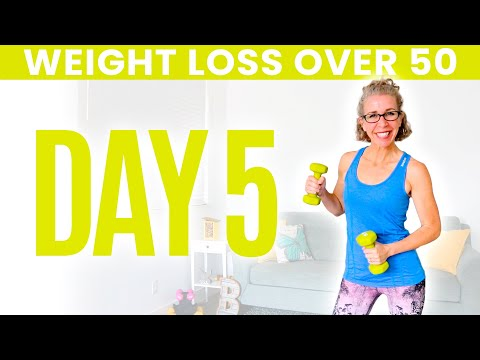 How to Start EXERCISING + GET FIT for Women over 50 | Pahla B Fitness from YouTube · Duration:  8 minutes 43 seconds