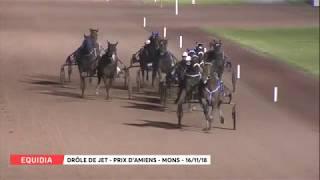 Vidéo de la course PMU PRIX D'AMIENS