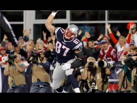 New England Patriots | 2017-18 Touchdowns ᴴᴰ