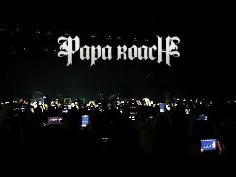 Papa Roach в Самаре