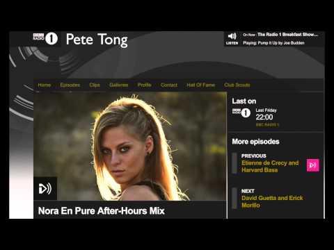 Nora En Pure - BBC Radio 1 - Pete Tong Afterhours Mix