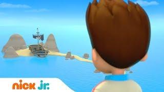 Щенячий патруль | Пиратский корабль | Nick Jr. Россия