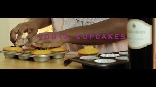 COOKING WITH CARLINA: SEASON 3 EPISODE 3 (VODKA CUPCAKES)