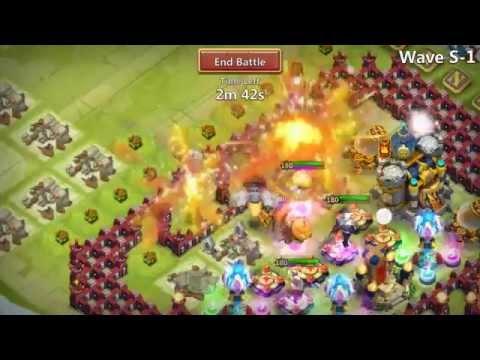 Castle Clash Vlad Dracula 9/9 HBM S!