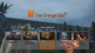 The Orange Box Xbox 360 -Menu Mod-