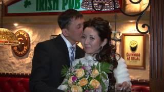 Омск Свадьба Марат+Асель=13 апреля 2013