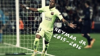 Neymar Jr ▶Amazing Skill Show & Goals & Assists 2015-2016 ▶ King Of Dribbling▶Superstar 2015/16▶HD